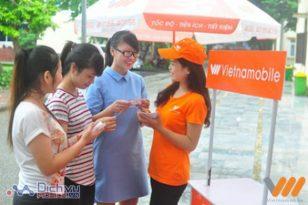 Các điểm giao dịch mạng Vietnamobile tại TP Hồ Chí Minh mới nhất