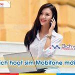 Hướng dẫn cách kích hoạt sim Mobifone mới nhanh và đơn giản nhất