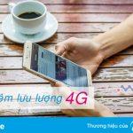 Cách mua thêm lưu lượng data 4G Vinaphone tốc độ cao mới nhất 2018