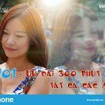 Hòa mạng gói cước DN101 Vinaphone ưu đãi 300 phút gọi ngoại mạng