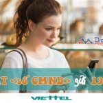 Cách kiểm tra CMND của bạn đã đăng ký bao nhiêu sim Viettel?