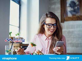 Thoải mái liên lạc khi hết tiền với dịch vụ người nghe trả tiền mạng Vinaphone