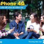 Đăng ký các gói cước 4G data Speed Vinaphone trải nghiệm 4G siêu tốc