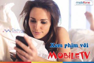 Cách xem phim sống chung với mẹ chồng với Mobile TV Mobifone