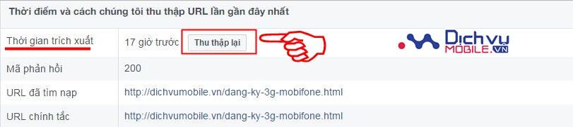 Cách sửa lỗi không hiển thị ảnh Thumbnail khi chia sẻ link trên Facebook cực dễ