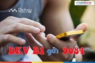 Đăng ký gói CVQT B1 mobifone