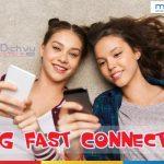 Đăng ký các gói cước 4G Fast Connect Mobifone ưu đãi data khủng 2017