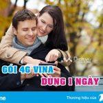 Đăng ký gói 4G Vinaphone dùng 1 ngày