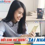 Cách đổi sim 4G Mobifone tại nhà cực nhanh với 4 bước đơn giản