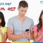 Cách kích hoạt sim 4G Mobifone sau khi đổi sim 4G thành công