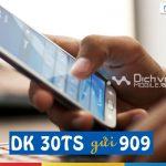 Đăng ký gói 30TS Mobifone nhận 100Mb data 3G/ngày trong 30 ngày