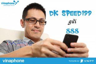 Đăng ký gói cước 4G speed199 vinaphone