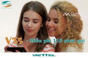 Đăng ký gói cước V35 Viettel