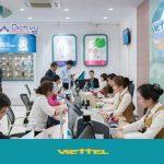 Danh sách các trung tâm Viettel tại TP Hồ Chí Minh cập nhật mới nhất 2017