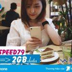 Hướng dẫn đăng ký gói 4G SPEED79 Vinaphone ưu đãi 2GB data tháng