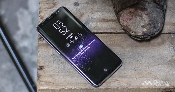Cách khôi phục cài đặt gốc cho điện thoại Samsung Glaxy S8, S8 Plus