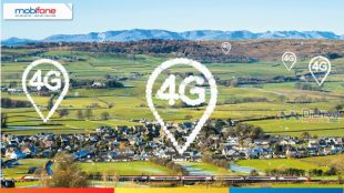 Cập nhật vùng phủ sóng mạng 4G Mobifone mới nhất năm 2017