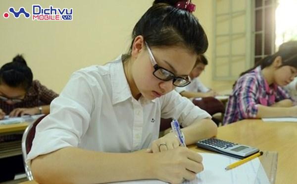 Hướng dẫn điều chỉnh nguyện vọng sau khi có kết quả kỳ thi THPT Quốc gia 2017
