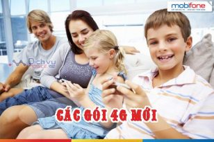 Mobifone chính thức cung cấp các gói 4G giá rẻ data khủng