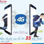 SIÊU HOT: Mobifone đã chính thức phủ sóng 4G tại 35 tỉnh thành