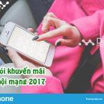 Các gói khuyến mãi tin nhắn nội mạng của Vinaphone 2017