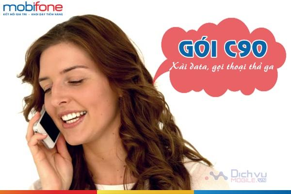 goi c90 mobifone