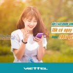 Hướng dẫn đăng ký gói FBSV Viettel, gói Facebook sinh viên Viettel ưu đãi khủng