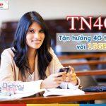 Cách đăng ký gói TN4G Mobifone ưu đãi 15GB data trong 10 ngày