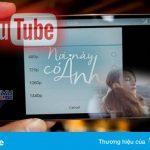 Đăng ký các gói cước Youtube Vinaphone xem YT không giới hạn