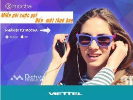 Viettel ưu đãi gọi thoại miễn phí cho thuê bao HSSV sử dụng ứng dụng MoCha