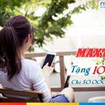 Đăng ký gói MAXTN Mobifone ưu đãi 100GB data chỉ 50.000đ tháng