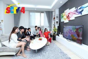 Lịch phát sóng SCTV4