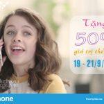 vinaphone khuyen mai the nap tu 19 den 2192017