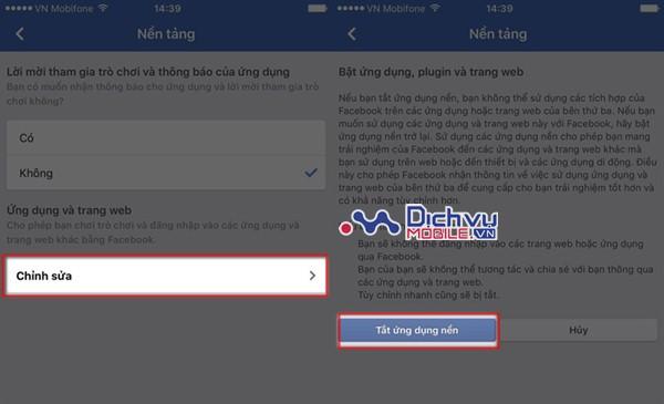 Hướng dẫn chặn lời mời chơi game EverWing phiền phức trên Facebook