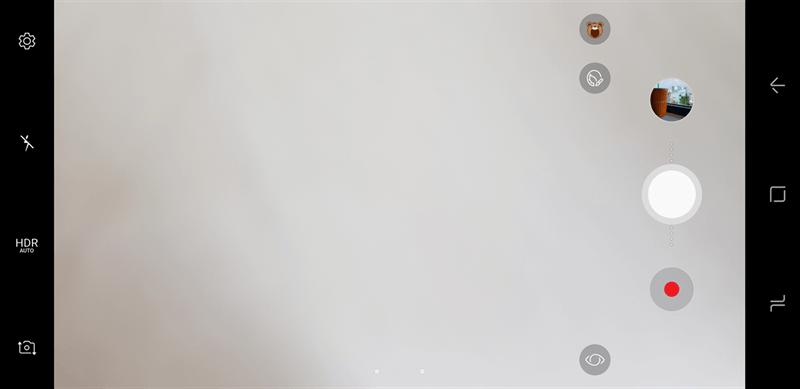 Cách chụp xóa phông trên điện thoại Samsung S8, S8 Plus 2