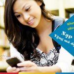 Khuyến mãi nạp thẻ Mobifone tặng mã dự thưởng siêu hấp dẫn