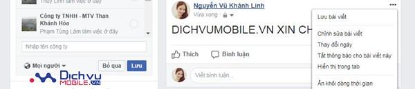 Hướng dẫn cách xóa status trên Facebook khi bị khóa quyền xóa bài