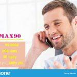 Hướng dẫn đăng ký gói MAX90 Vinaphone ưu đãi 2GB data 4G trọn gói