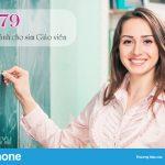Hướng dẫn đăng ký gói GV79 Vinaphone ưu đãi khủng cho sim Giáo Viên