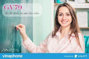 Hướng dẫn đăng ký gói GV79 Vinaphone