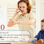 Hướng dẫn đăng ký 120GB data Mobifone trong 2 tháng, nghe được cộng tiền
