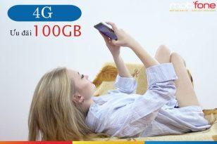 Tổng hợp các gói 4G ưu đãi đến 100GB mạng Mobifone