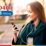Hướng dẫn đăng ký gói HD400 mạng Mobifone