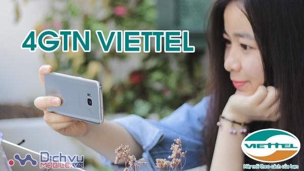 Cách trải nghiệm 4G Viettel miễn phí trong 7 ngày cho thuê bao trả trước, trả sau