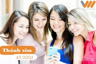 """""""Thánh sim"""" Vietnamobile ưu đãi 3GB/ngày chỉ 20,000đ"""