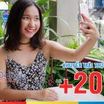 Mobifone khuyến mãi tặng 20% thẻ nạp trực truyến