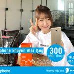 Cách nhận 300 phút gọi và 10,000đ miễn phí từ Vinaphone