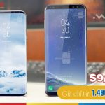 Mua điện thoại S9/S9+ tại Mobifone chỉ từ 1.490,000đ