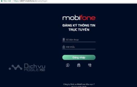 cách cập nhật và bổ sung ảnh MobiFone online NGAY TẠI NHÀ b1