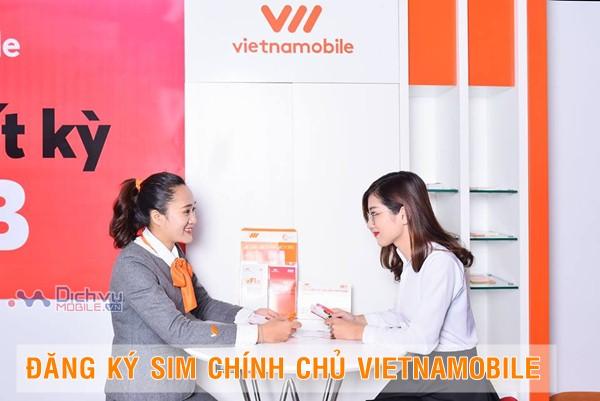 Cách đăng ký sim chính chủ Vietnamobile theo nghị định 49 cho Thánh sim